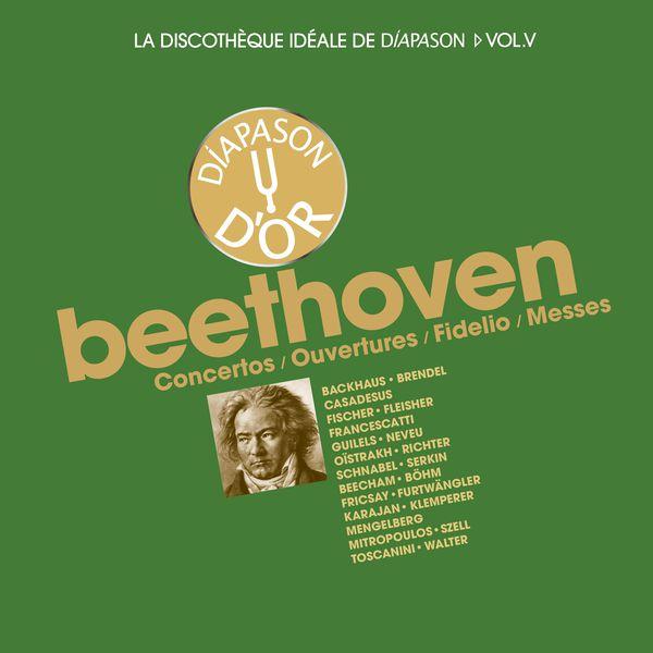 Various Artists - Beethoven: Concertos, Ouvertures, Fidelio & Messes - La discothèque idéale de Diapason, Vol. 5