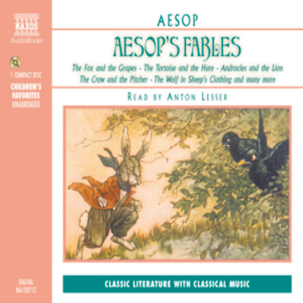 Anton Lesser - Aesop: Fables