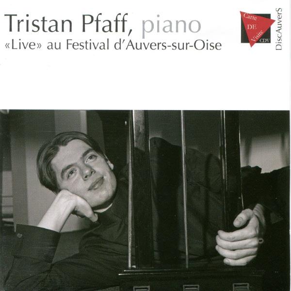 Tristan Pfaff - Tristan Pfaff, live