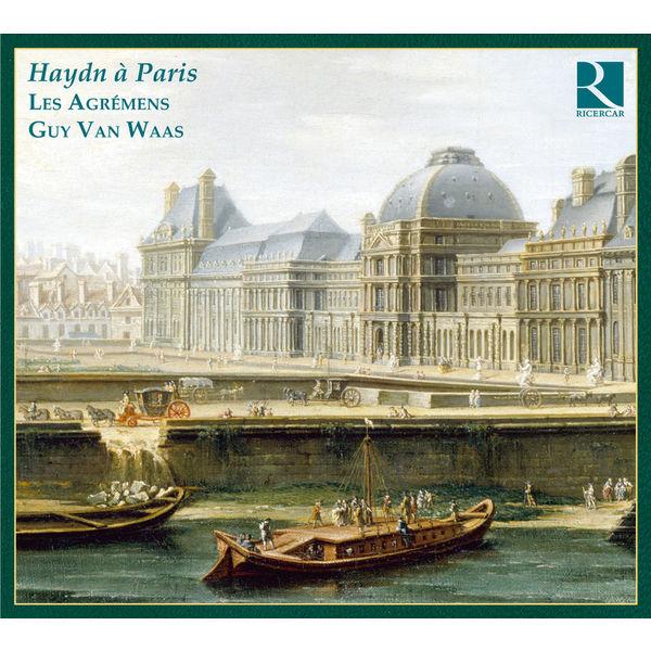 Guy Van Waas - Haydn à Paris