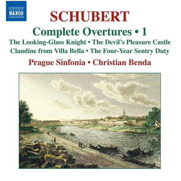 Christian Benda - Ouvertures (Intégrale - Volume 1)