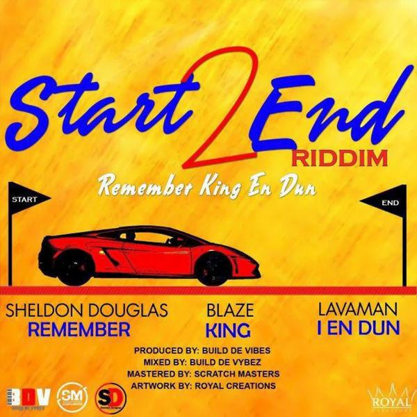 Various Interprets - Start 2 End Riddim