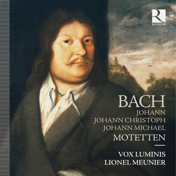 Vox Luminis - J., J.-Ch., J.-M Bach : Motetten