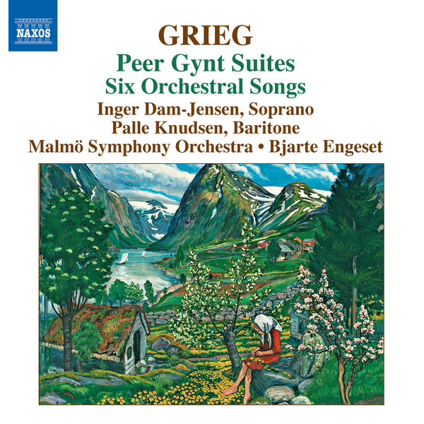 Malmö Symphony Orchestra - Suites Peer Gynt & Six Mélodies Orchestrales
