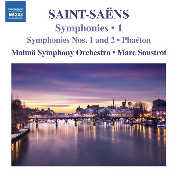 Marc Soustrot - Saint-Saëns : Symphonies 1 & 2 (Vol. 1)