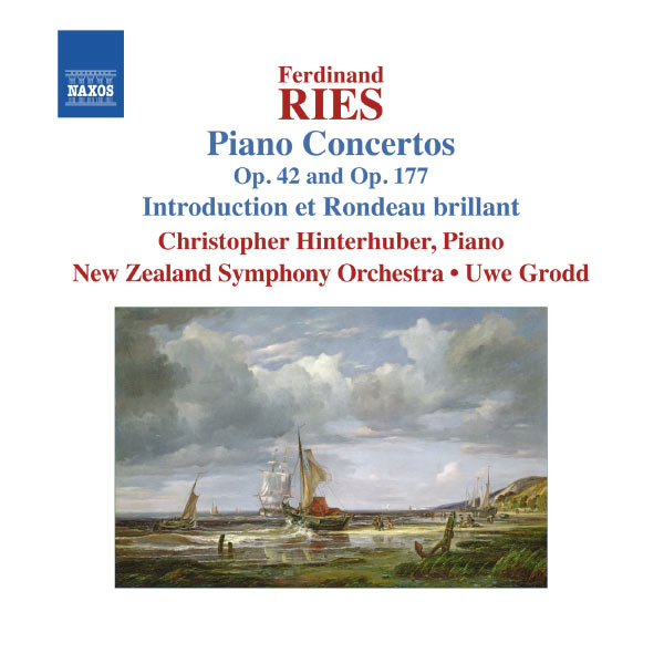 Christopher Hinterhuber - Concertos pour piano (Volume 5)