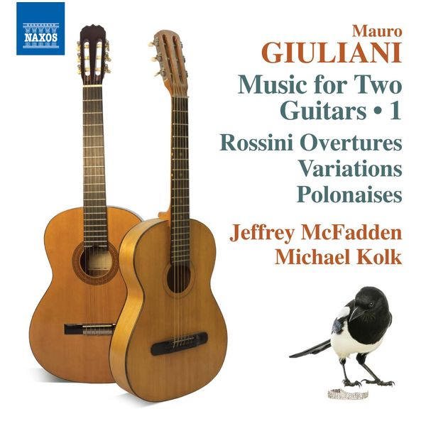 Jeffrey Mcfadden - Giuliani: Music for 2 Guitars, Vol. 1