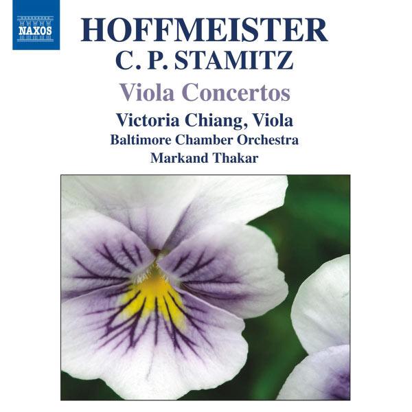 Victoria Chiang - Concertos pour alto