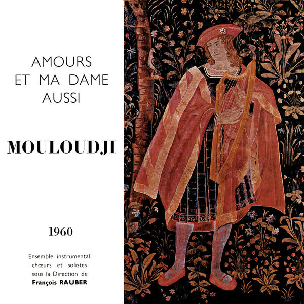 Mouloudji - Amours et ma dame aussi 1960