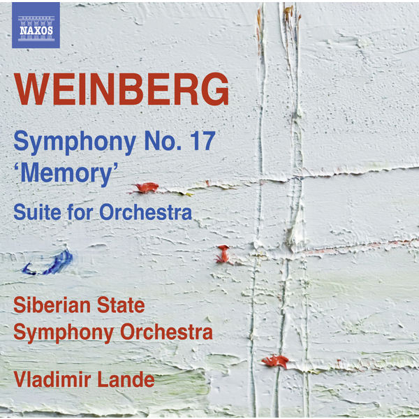 """Siberian State Symphony Orchestra - Weinberg: Symphony No. 17, Op. 137 """"Memory"""" & Suite for Orchestra"""