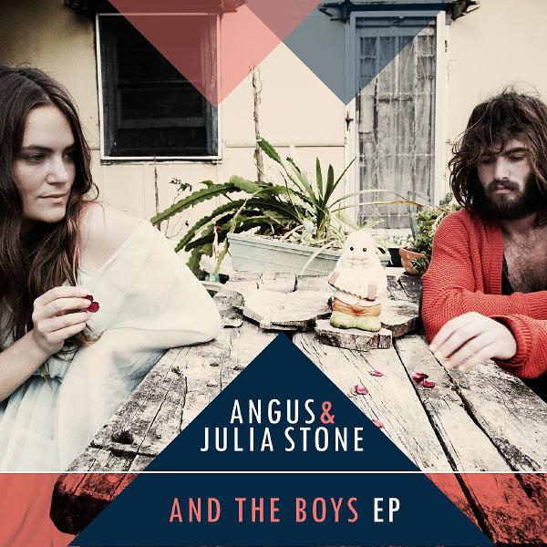 Angus & Julia Stone - And The Boys - EP
