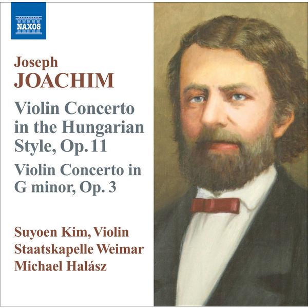 Suyoen Kim - Concertos pour violon