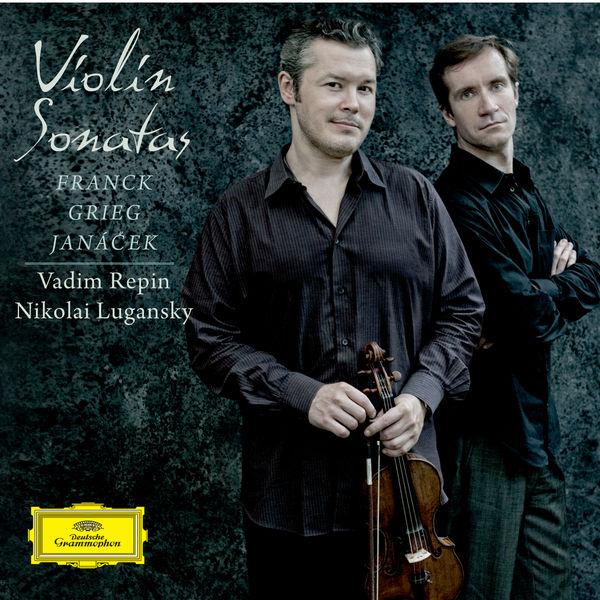 Vadim Repin - Violin Sonatas