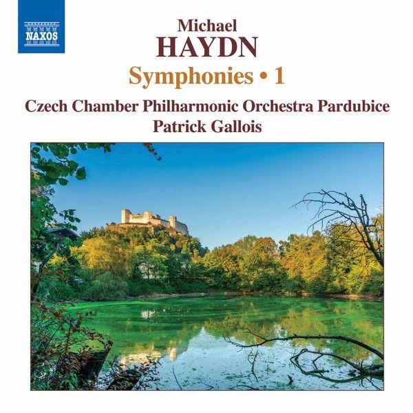 Czech Chamber Philharmonic Orchestra Pardubice - Michael Haydn: Symphonies, Vol. 1