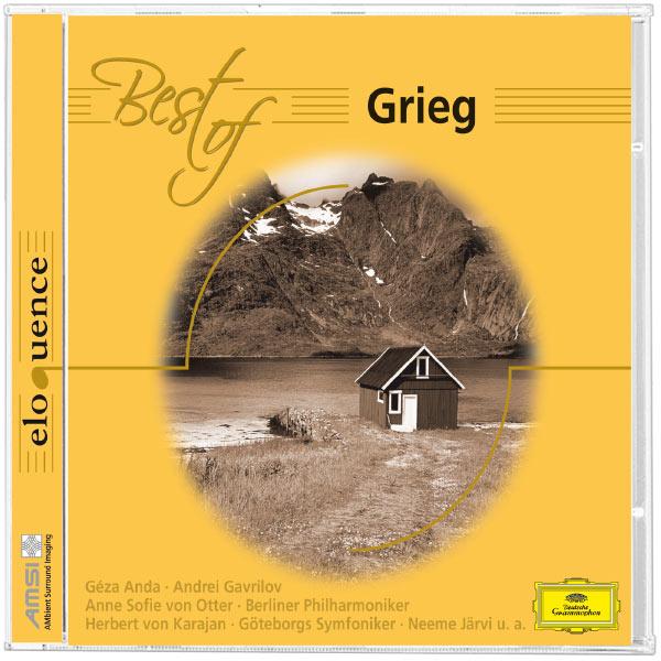 Various Artists - Best of Edvard Grieg