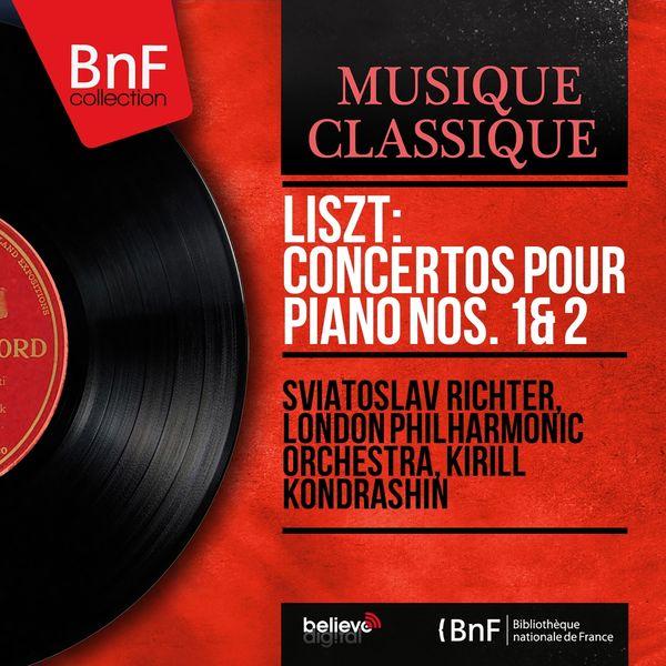 Sviatoslav Richter - Liszt: Concertos pour piano Nos. 1 & 2 (Stereo Version)