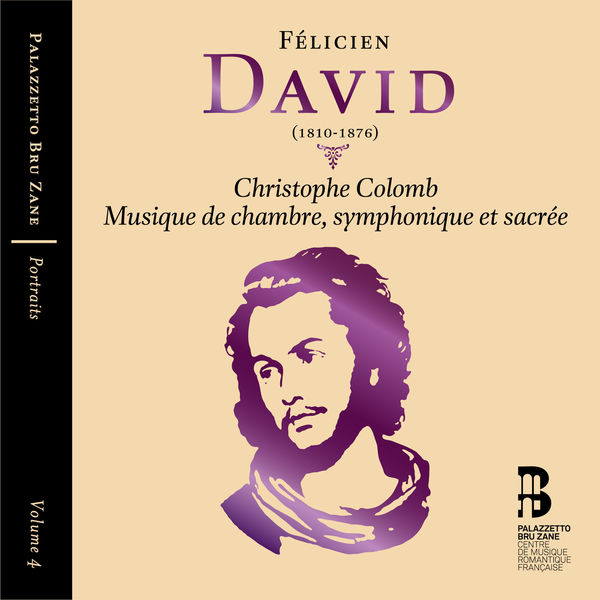 François-Xavier Roth - David : Christophe Colomb... (Portraits, Vol. 4)