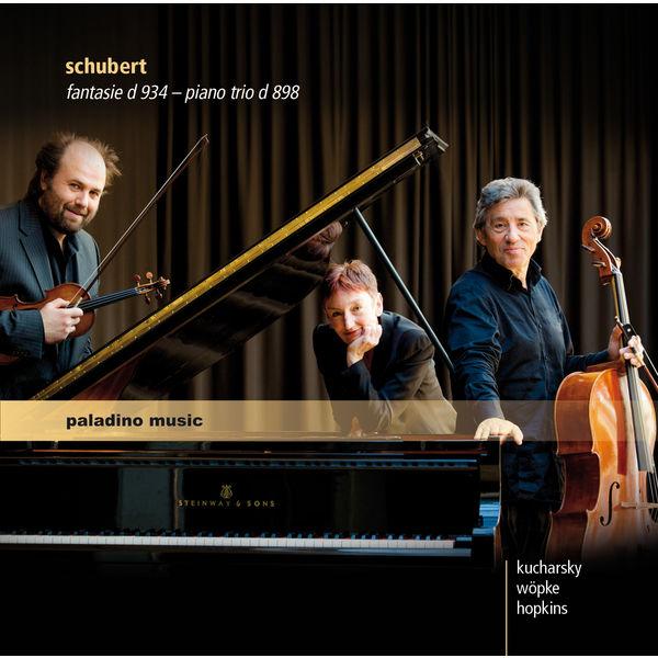 Boris Kucharsky - Schubert: Works for Violin, Cello & Piano