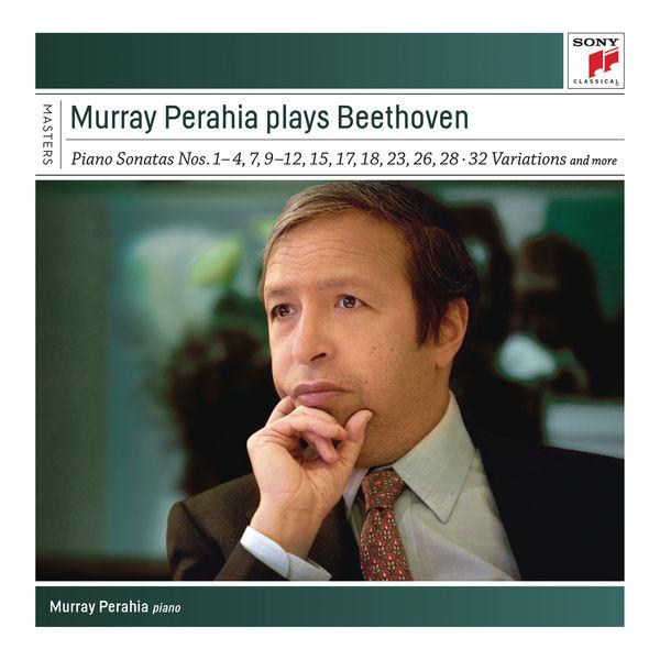 Murray Perahia - Murray Perahia plays Beethoven