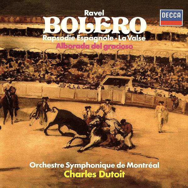 Ravel: bolero; rapsodie espagnole / debussy: la mer; prélude à l.