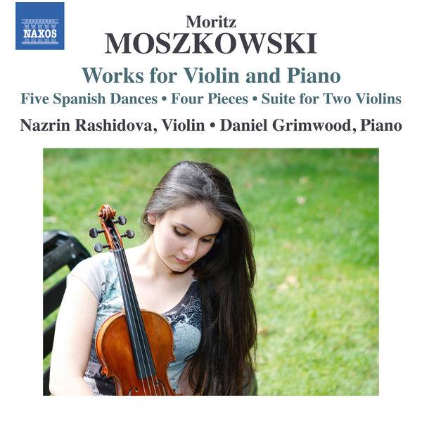 Nazrin Rashidova - Moszkowski: Works for Violin & Piano