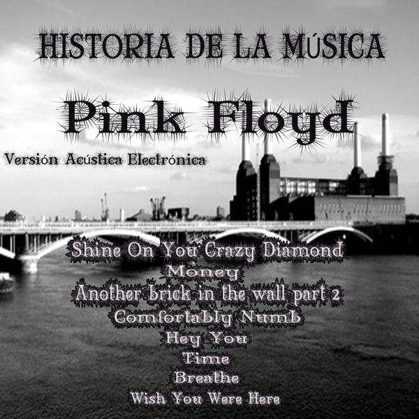 Stefano De Siena - Historia De La Música (Pink Floyd Versión Acústica Electrónica)