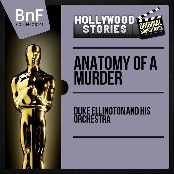 Anatomy of a Murder (Original Motion Picture Soundtrack, Mono ...