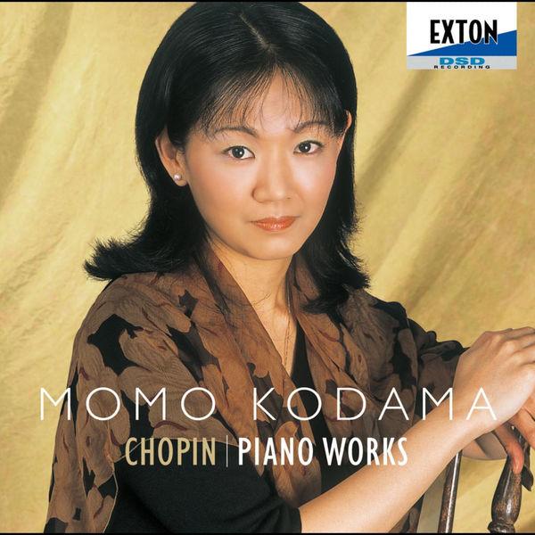 Momo Kodama - Chopin : Piano Works