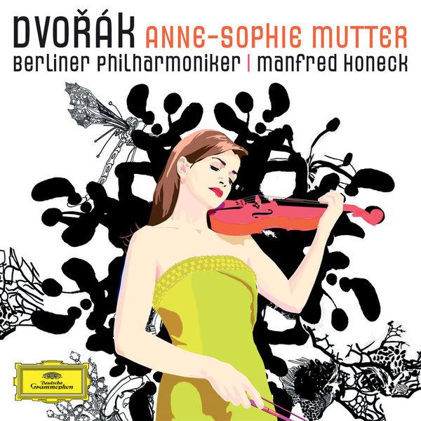 Anne-Sophie Mutter - Anton Dvorák : Violin Concerto - Romance - Mazurka - Humoresque
