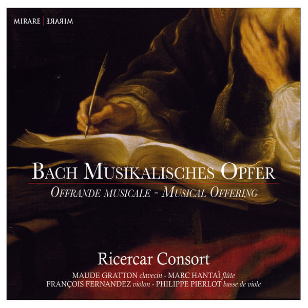 Ricercar Consort - Bach: The Musical Offering, BWV 1079