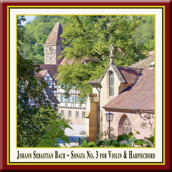 Wolfgang Bauer Consort - Bach: Violin Sonata No. 3 in E Major, BWV 1016