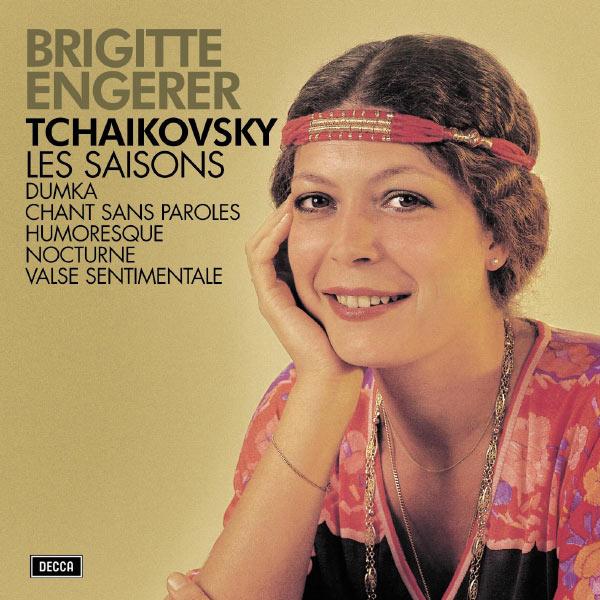 Brigitte Engerer - Tchaikovski: Les Saisons