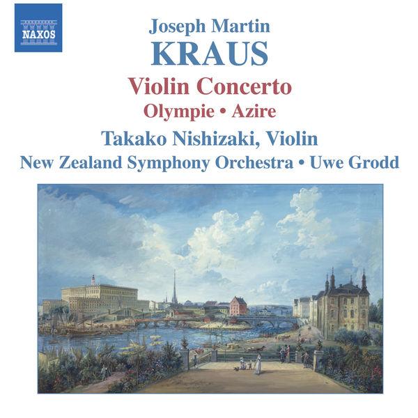Takako Nishizaki - Concerto pour violon
