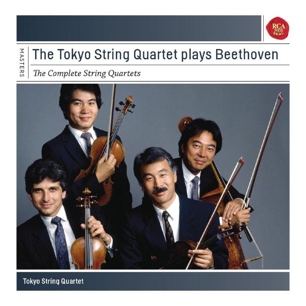 Tokyo String Quartet - Beethoven: Complete String Quartets