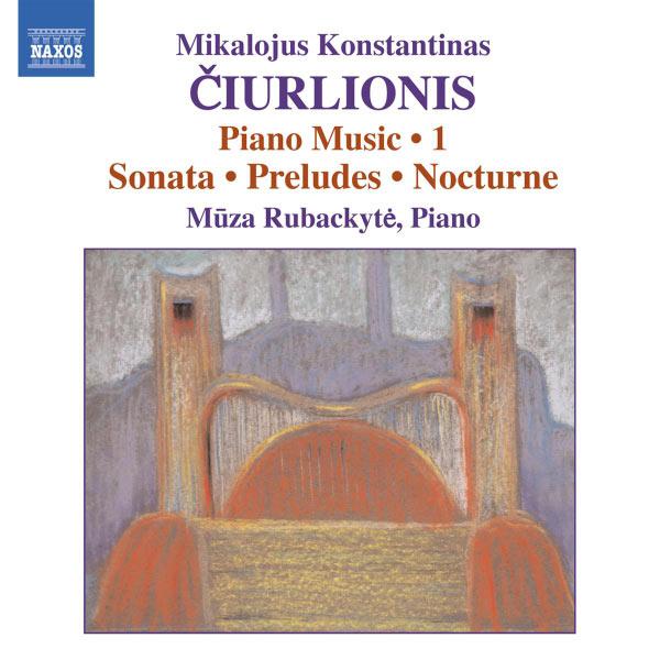 Muza Rubackyté - Musique pour piano (Volume 1)
