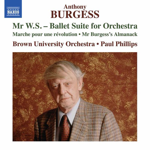Brown University Orchestra - Burgess: Orchestral Music