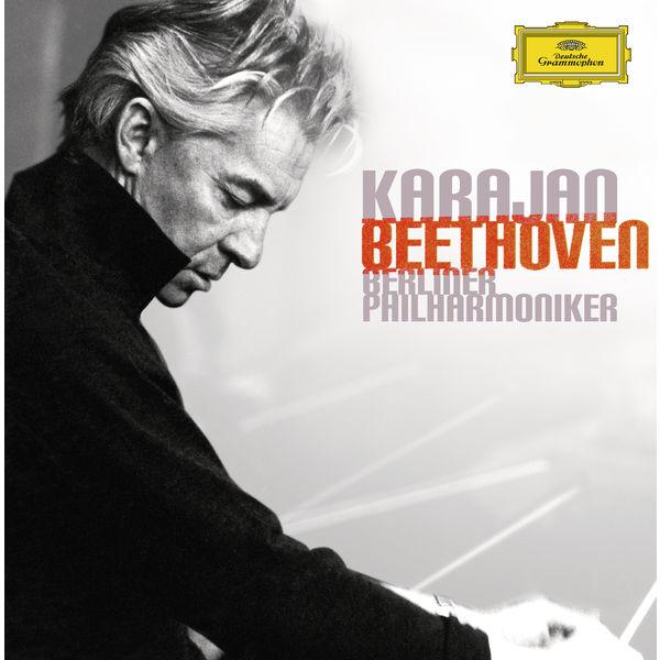 Herbert von Karajan - Beethoven : 9 Symphonies - Overtures