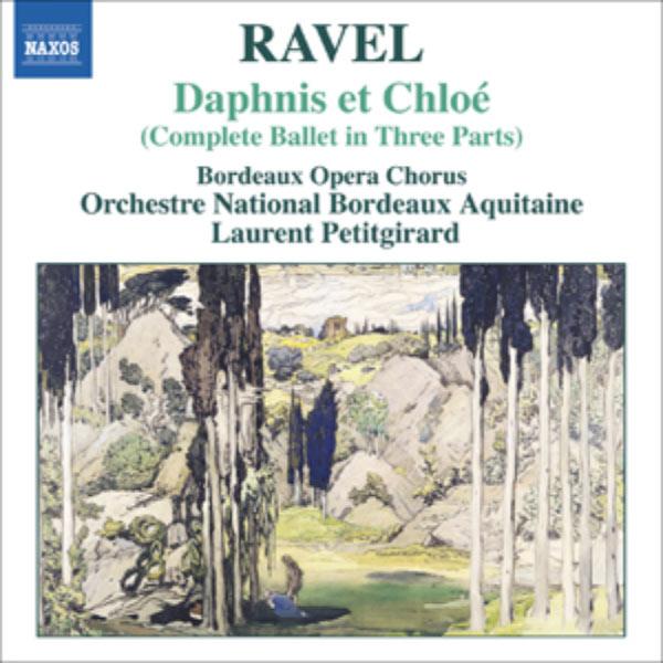 Bordeaux Opera Chorus - Daphnis & Chloé (Intégrale)