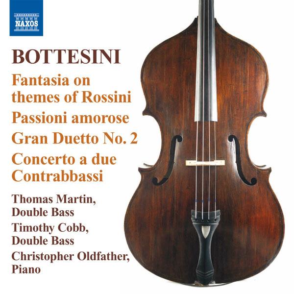 Thomas Martin - Fantaisie sur des thèmes de Rossini
