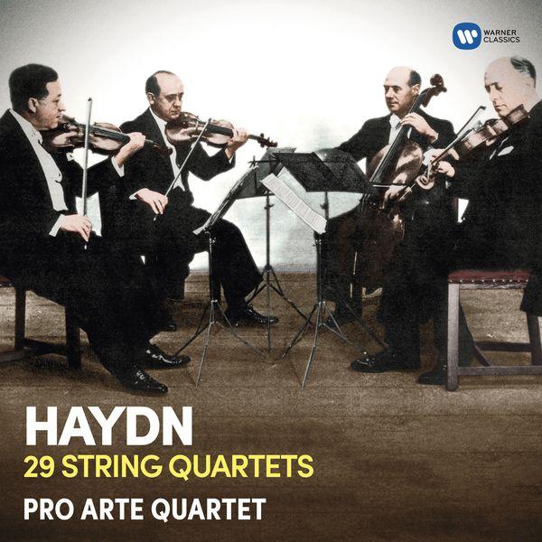 Pro Arte Quartet - Haydn: 29 String Quartets