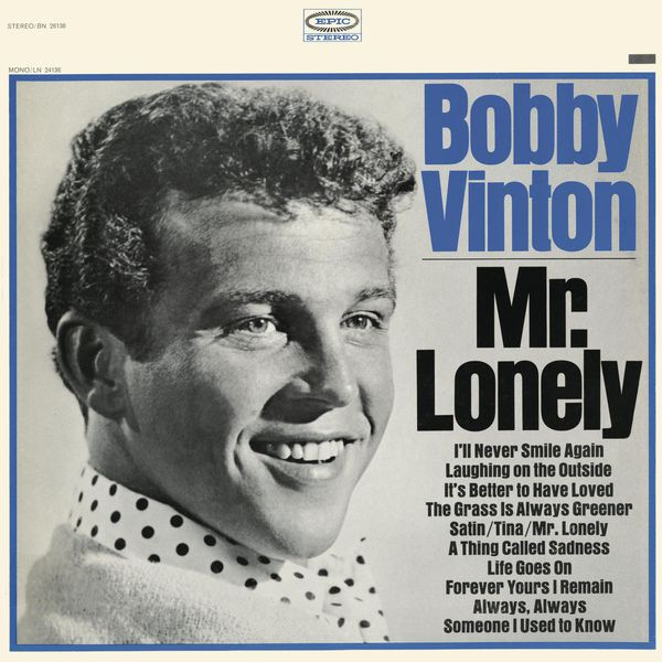 Bobby Vinton - Mr. Lonely