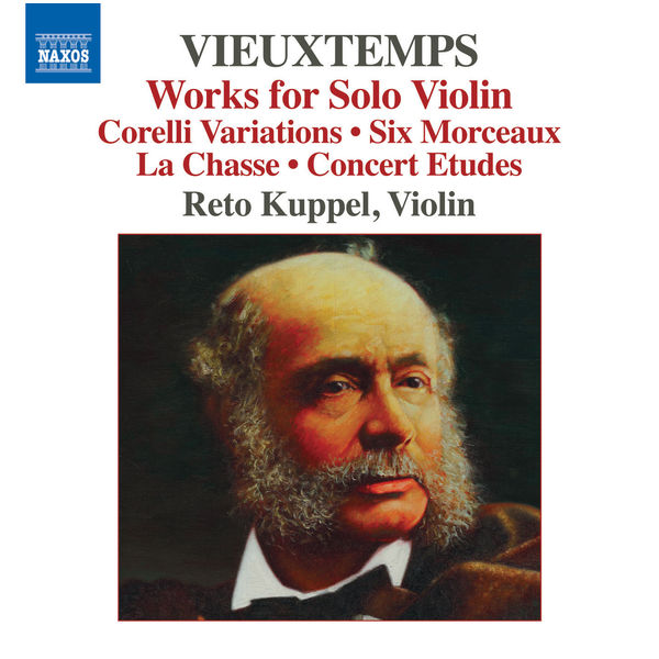 Philip Edward Fisher - Vieuxtemps: Works for Solo Violin