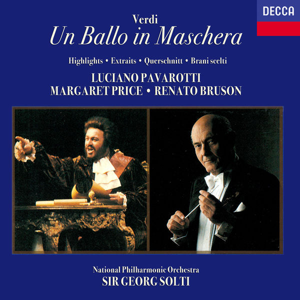Sir Georg Solti - Verdi: Un ballo in maschera (Highlights)