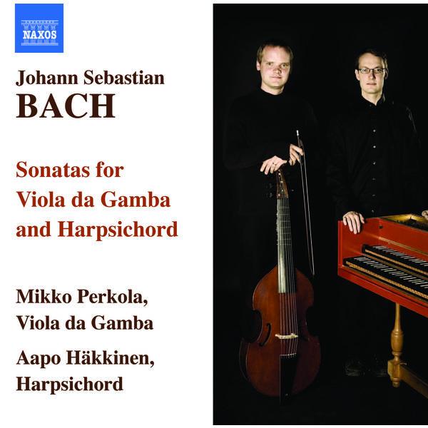 Mikko Perkola - Sonates pour viole de gambe et clavecin