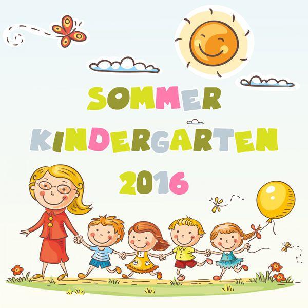 Various Artists|Sommer Kindergarten 2016