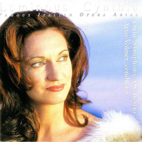Arvo Volmer - Cynthia Makris: Famous Italian Opera Arias for Soprano