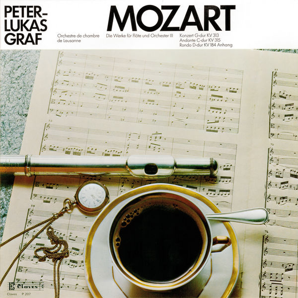 Wolfgang Amadeus Mozart - Mozart: Works for Flute & Orchestra, Vol. I