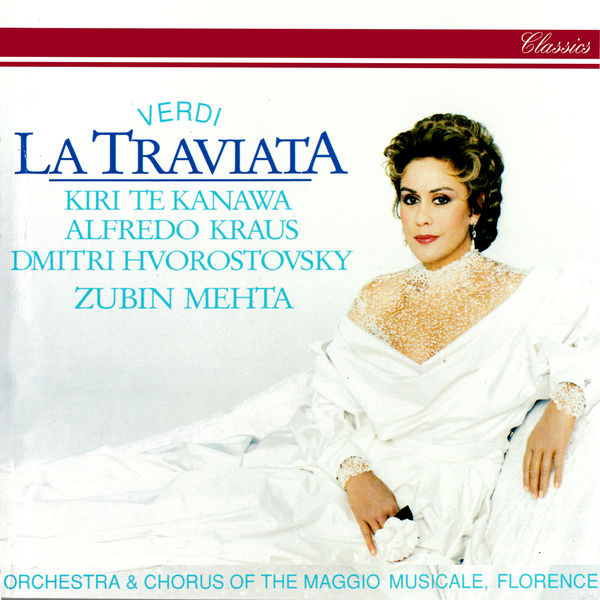 Zubin Mehta - Verdi: La traviata
