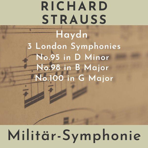 Ferenc Fricsay - Haydn : 3 London Symphonies