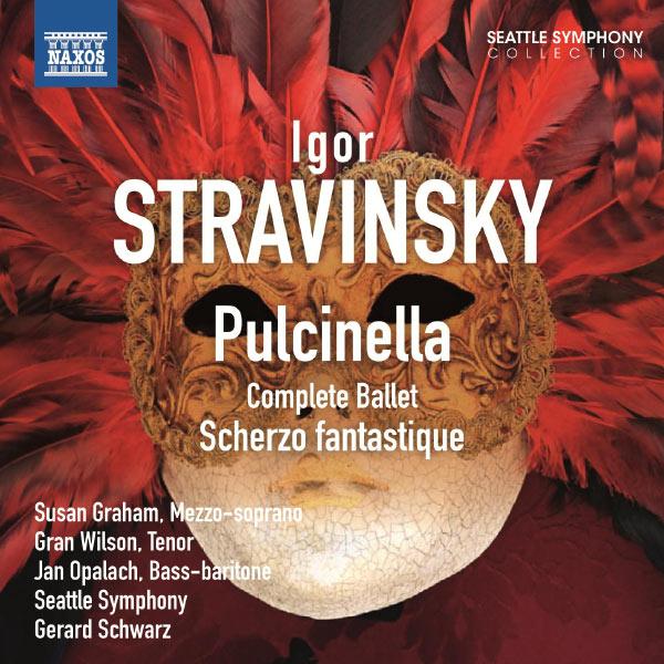 Susan Graham|Stravinsky: Pulcinella - Scherzo fantastique